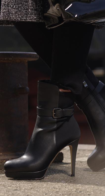 1c54da94c90f9 Vysoké čižmy vám dodajú sebavedomie a nižšia členková obuv doladí váš  mestský štýl. Ihličkové podpätky predĺžia nohy až do nebies a zalichotia  postave.