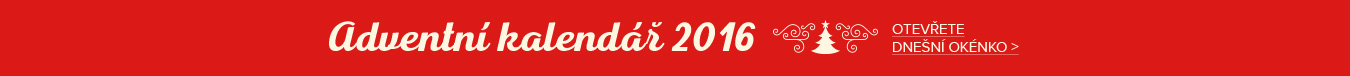 Adventní kalendář 2016